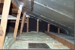 Attic Radiant Barrier Replacement Attic Radiant Barrier